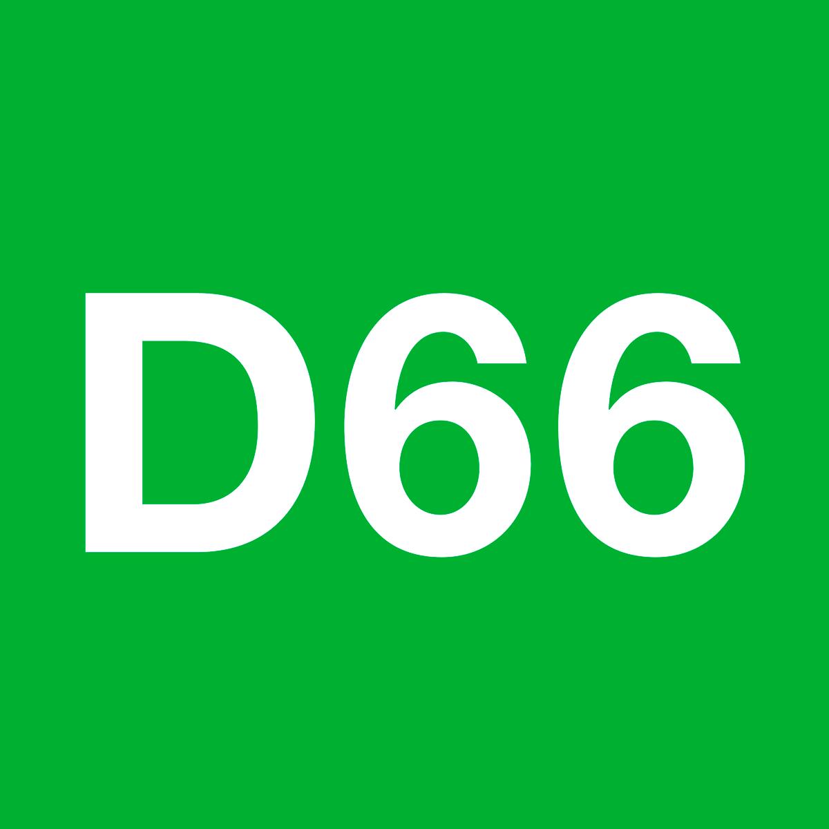 D66 kandidaten