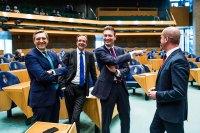 VVD, D66 en CDA grote kanshebbers op regeringsdeelname in 2017