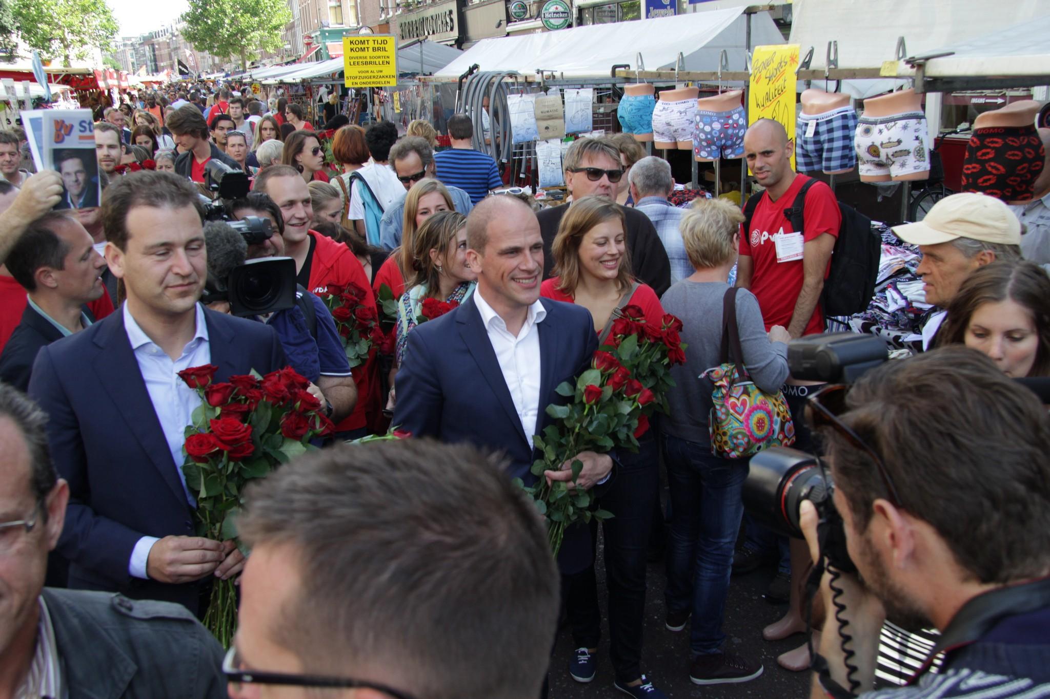 Lodewijk Asscher PvdA vicepremier lijsttrekker