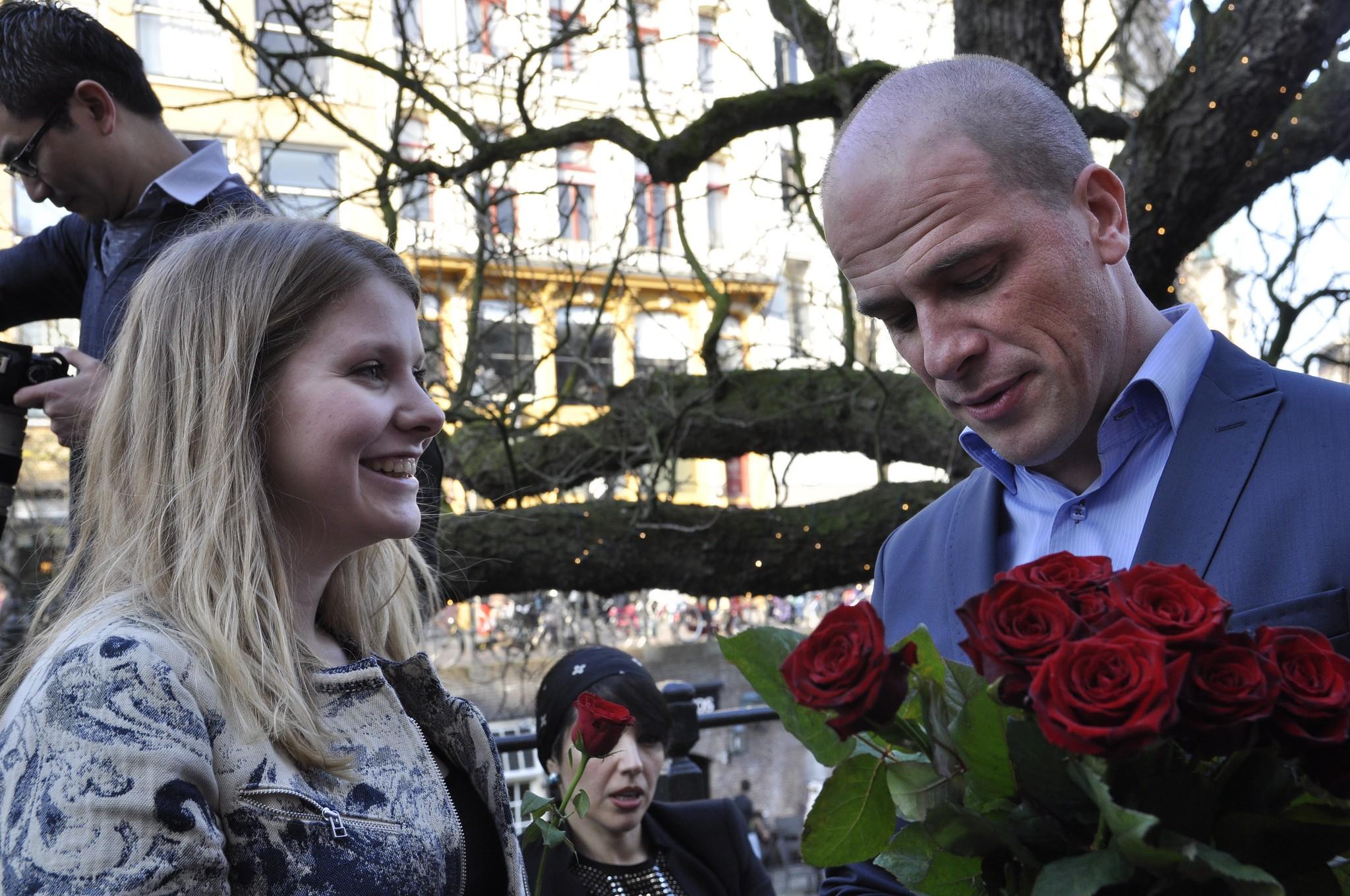 Diederik Samsom PvdA lijstrrekker kandiaat Partij van de Arbeid