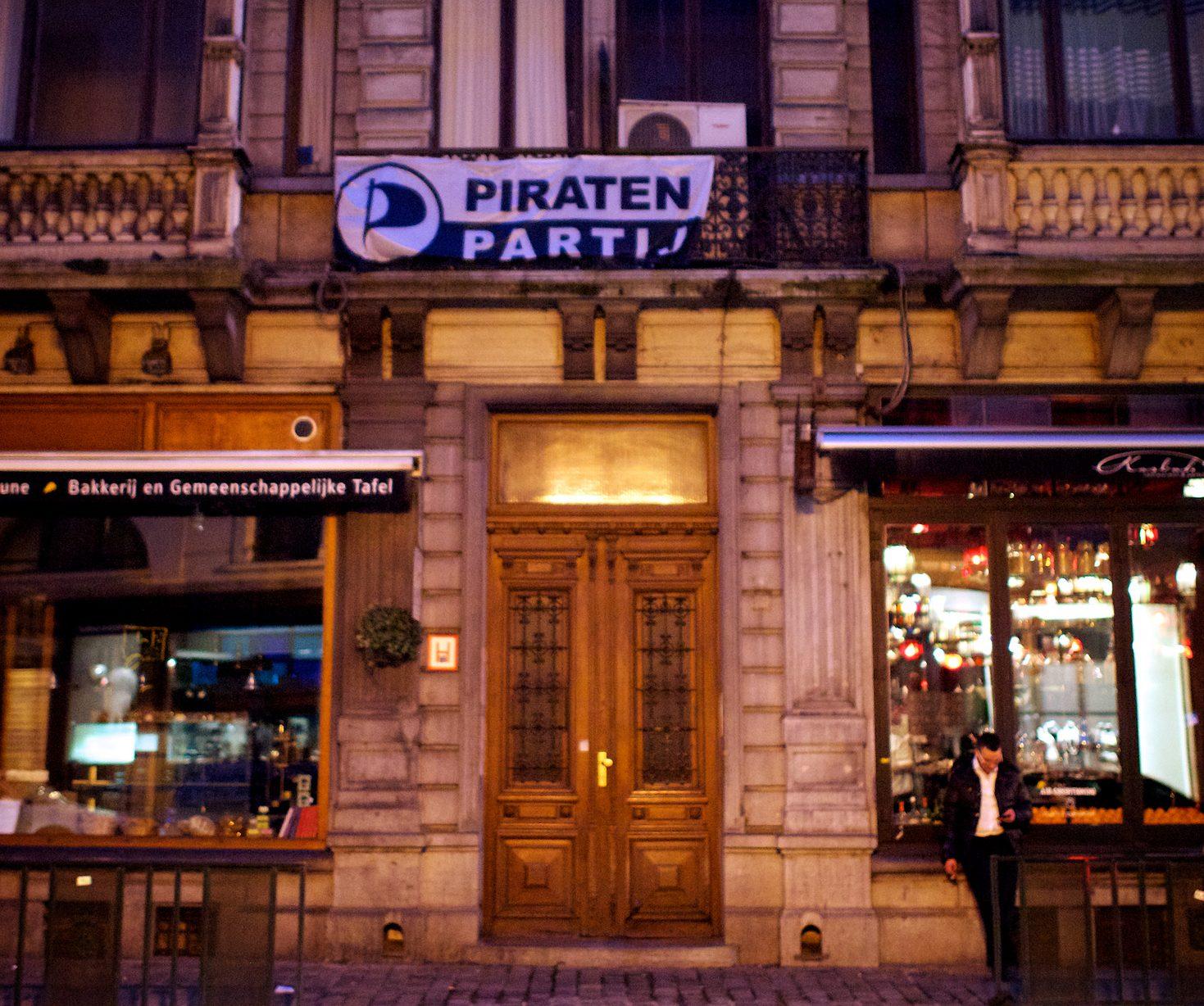 Piratenpartij verkiezingsprogramma