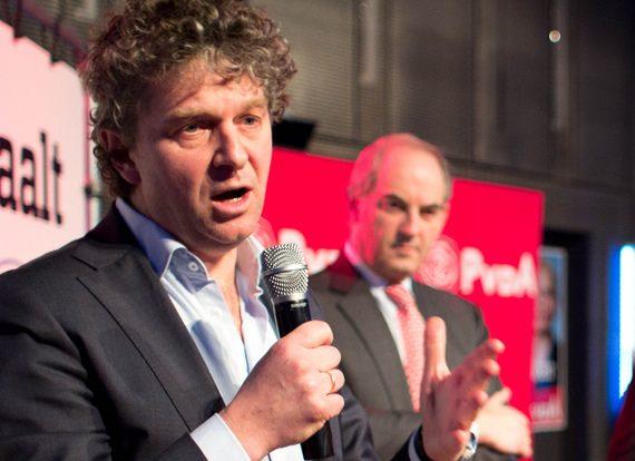 Jacques Monasch kandidaat lijsttrekker pvda