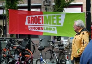 GroenLinks kandidaten