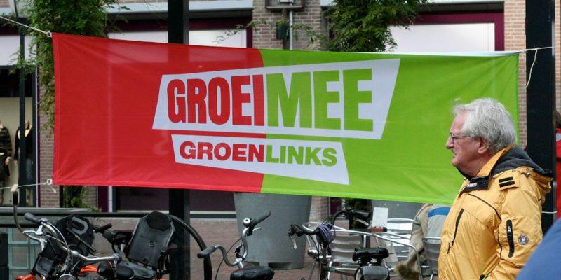 lokale partijen groenlinks