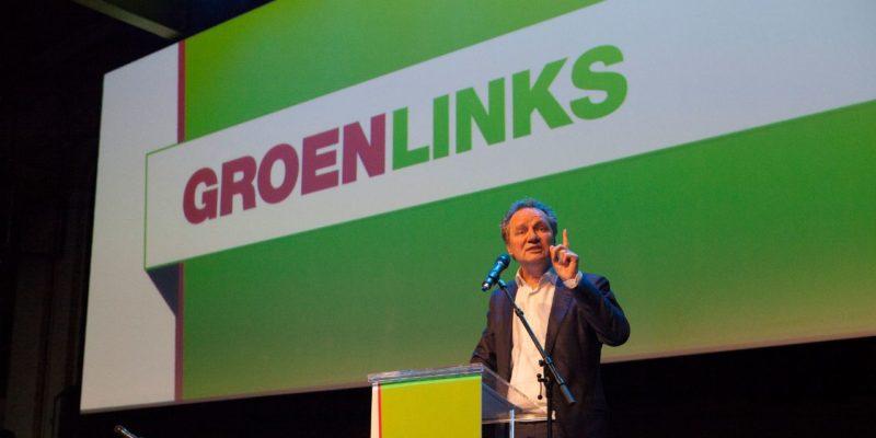 groenlinks coalitie peiling