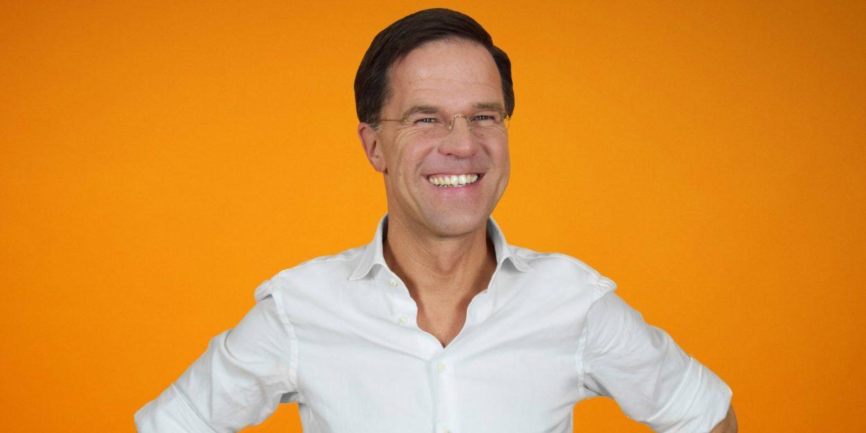 Mark Rutte – minister-president