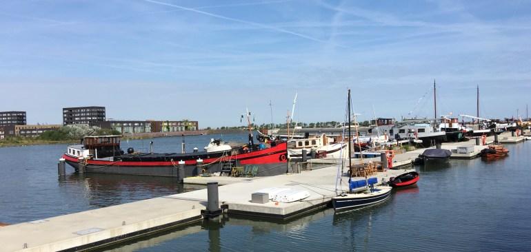 Filosofische praktijk. Schip. Catharina. IJburg. Amsterdam