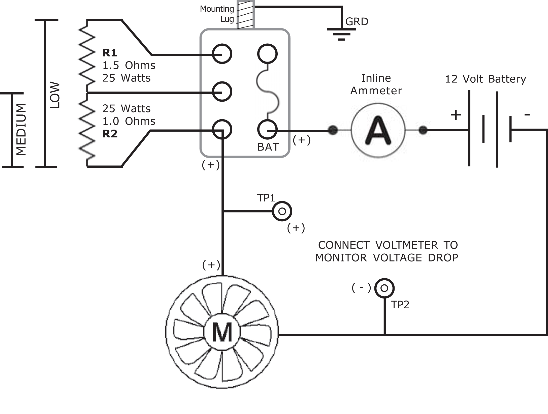 Making Your Vehicle Native 12 Volts