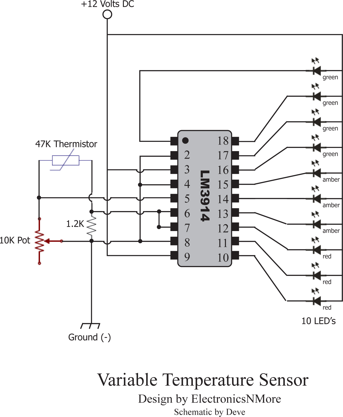 thermistor wiring diagram efcaviation
