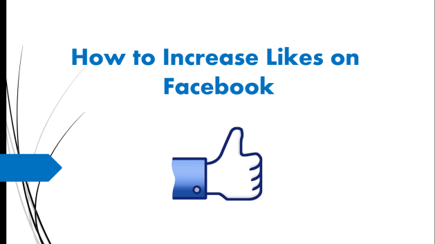 how to increase like in facebook