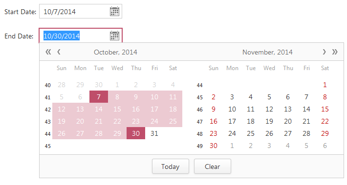 Date Edit