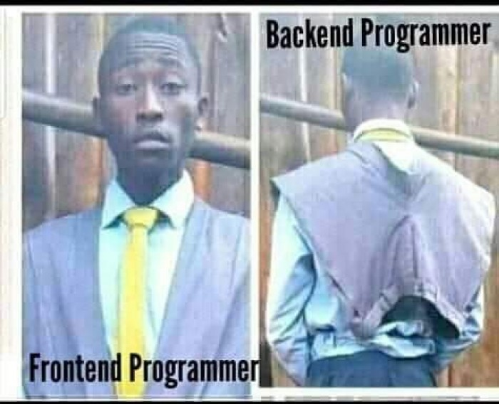 What Is The Difference Between The Frontend And The Backend In Web