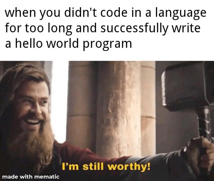 Java Ide Programmerhumor