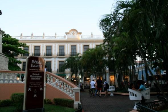 Mérida, la estrella de la promoción.