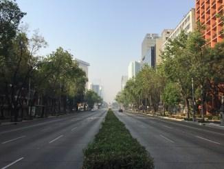 México vacío