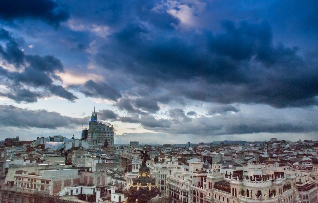 Siete lugares para ver Madrid desde las alturas