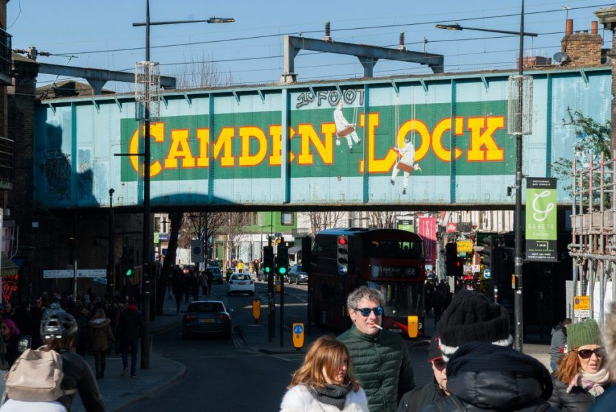 Camden Town, un barrio alternativo de Londres