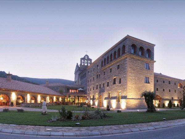 Hotel spa Barceló Monasterio de Boltaña en Aragón