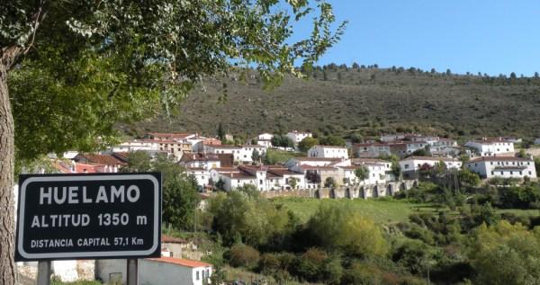 la localidad de Huélamo en Cuenca