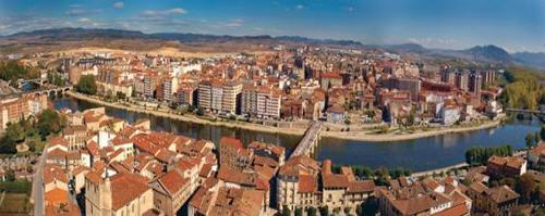 Miranda de Ebro, cruce de caminos