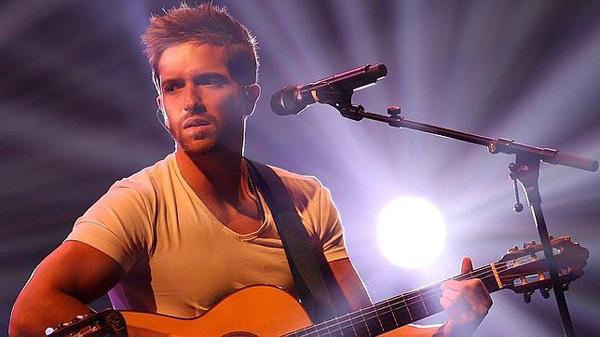 Pablo Alborán en concierto