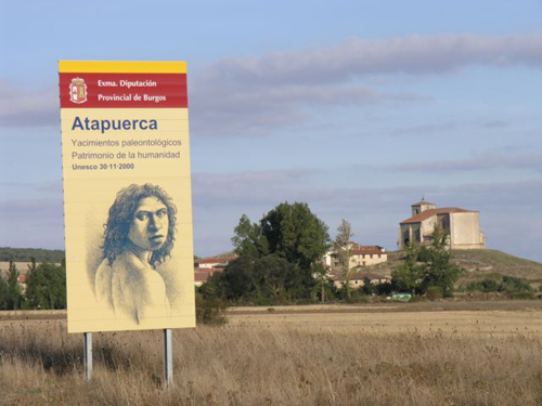 El fascinante yacimiento de Atapuerca