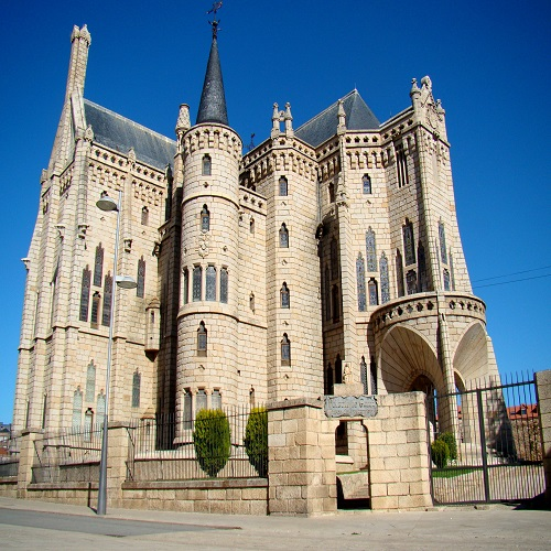 El encando medieval de Astorga