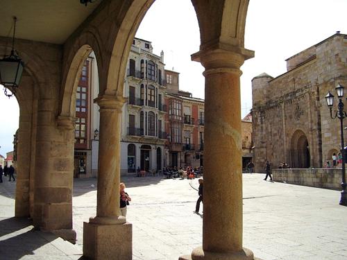 Un paseo por Zamora