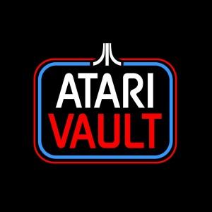 Aqui é possível ver o logotipo do Atari Vault (imagem: Atari)
