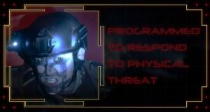 Soldado bio-projetado, em episodio de Dr. Who.