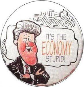 É a economia, estúpido!