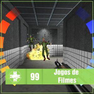 Vitrine MeiaLuaCast de Jogos Baseados em Filmes