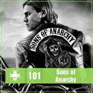 Vitrine MeiaLuaCast Sons of Anarchy