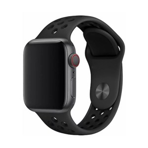 DELUXE SERIES SPORT2 BAND (44mm) BLACK