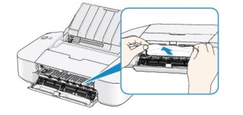 Obtener papel de la impresora