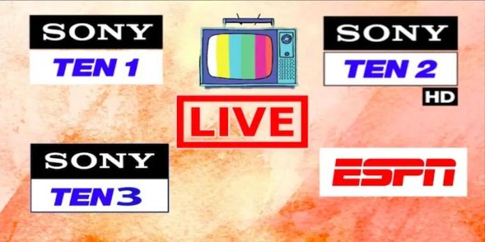 watch live sports online free on Sony Live Sports