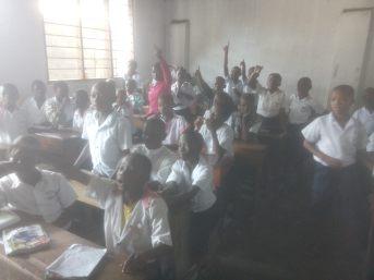 54 leerlingen in één klas!