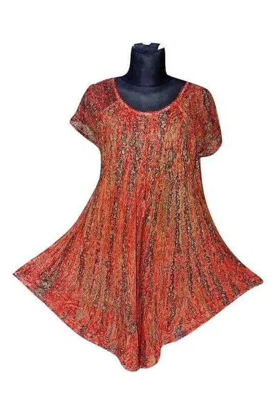 Csinos rövid ruha Indiából 01