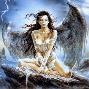 Astartea, ángel del infierno