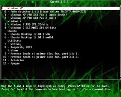 USB booteable con varios sistemas operativos