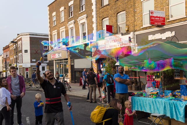 Chatsworth Road Festival, September 2014