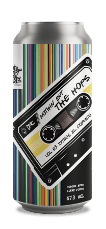 Can of Nothin' But The Hops Volume 3