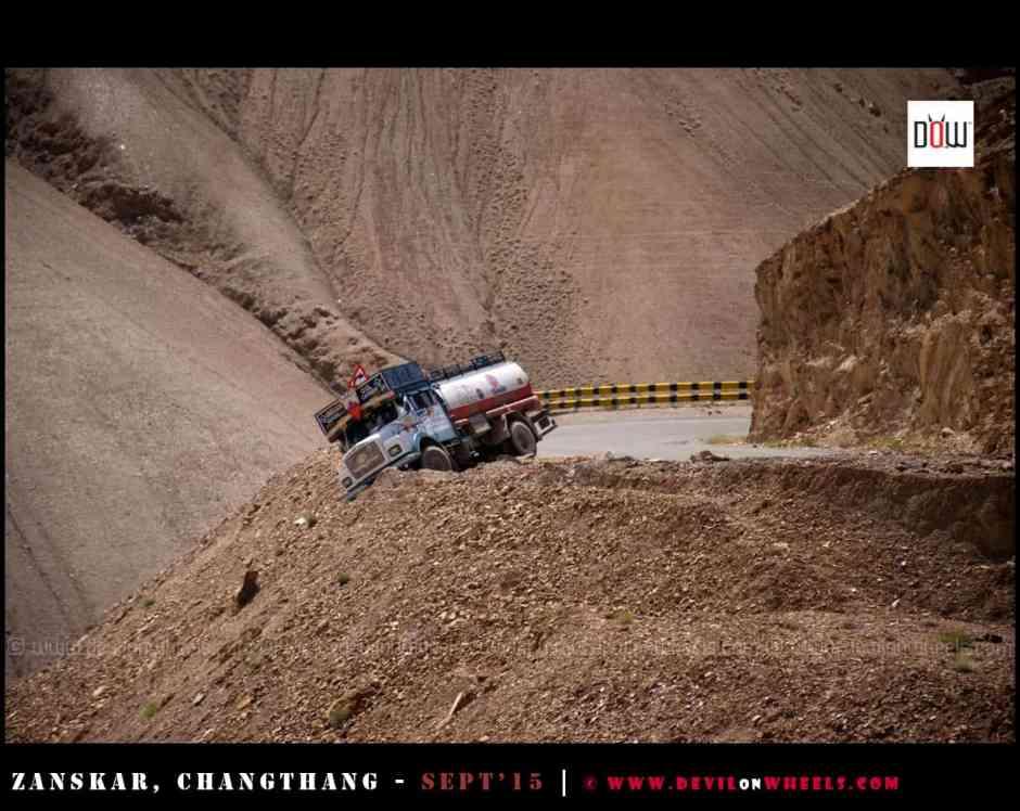 Srinagar Leh Highway Status 2016