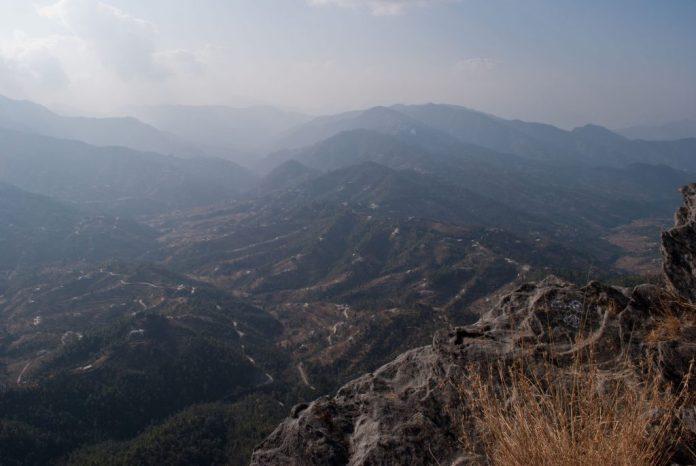 Views as far as the eyes can see - Mukteshwar!