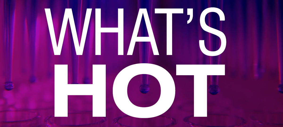 What's Hot 10/15/2018!