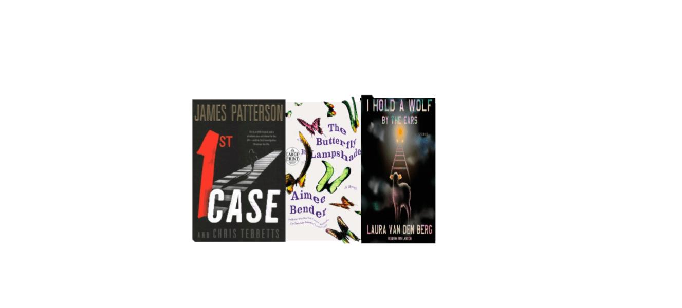 New Books  July 28