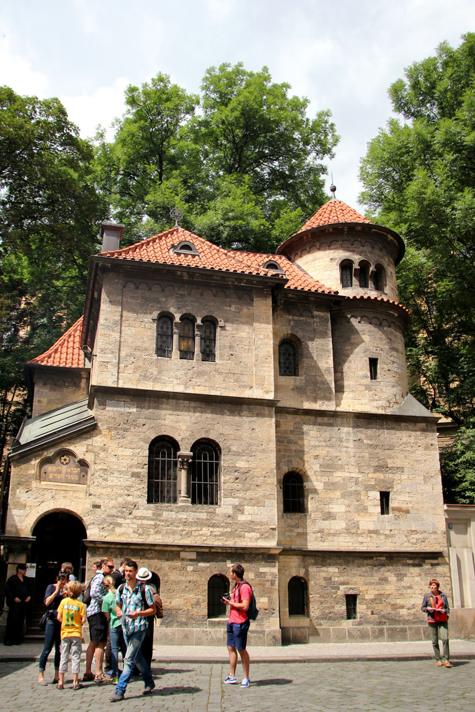 Jewish Town Hall & Old Jewish Cemetery