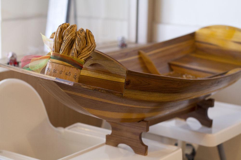 Riverboat, Taman Danau Desa
