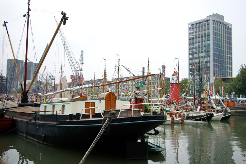 Rotterdam World Port Day