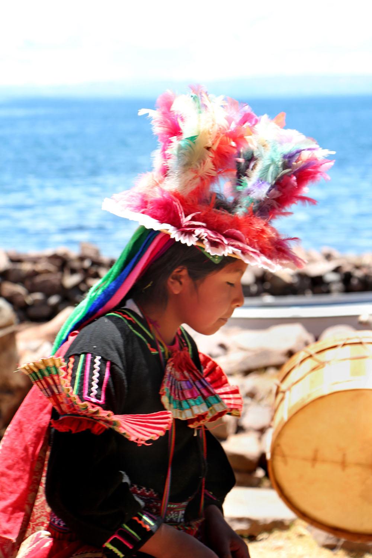 Lake Titicaca: Taquile Island